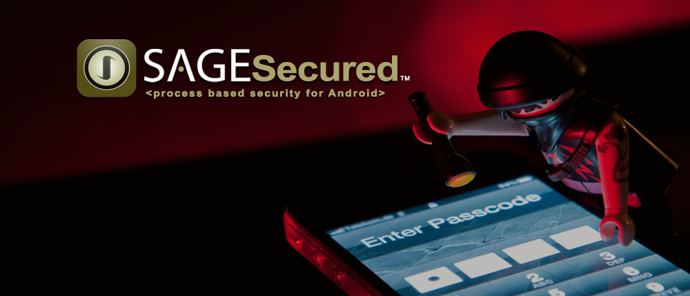 SAGE Secured for Android